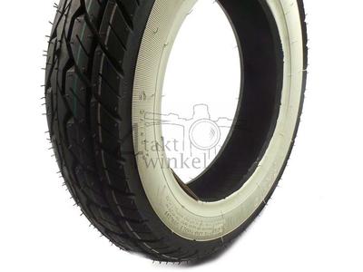 Reifen 10 Zoll, Kenda K418, 3.50, Weißwand