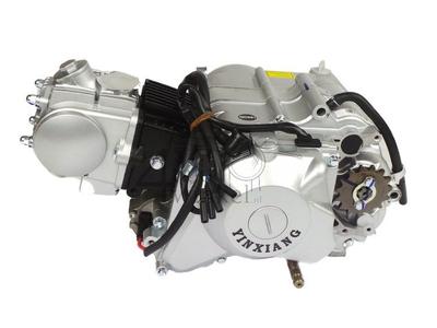Motor, 85 ccm, halbautomatisch, YX, 4-Gang, mit Anlasser
