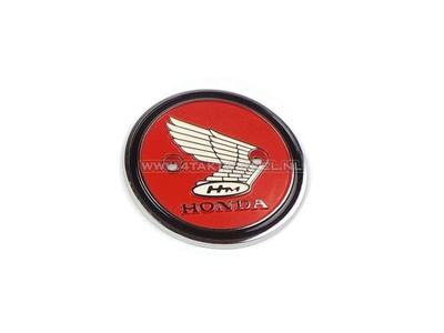 Emblem Z50M Monkey, rechts, original Honda