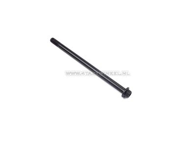 Achse 12/200, Hinterrad SS50, Dax, schwarz Nachfertigung A-Qualität