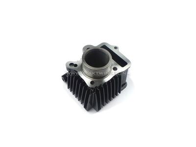 Zylinder 50 ccm, 39mm Aluminium, schwarz Nachfertigung