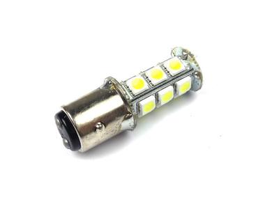 Hecklampe Duplo BAY15D, 12 Volt, LED, weiß, Typ 2 (lang),