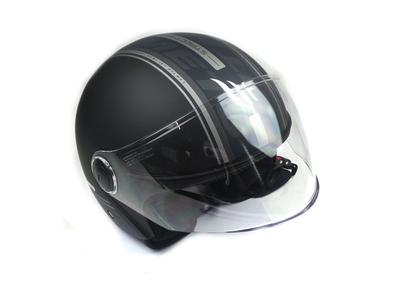 Helm MT, Street, Matt Black, Größen S bis XL