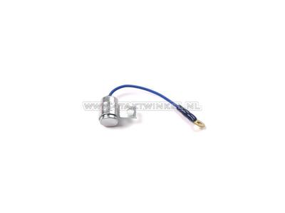 Kondensator, Novio, Amigo oder PC50, universal mit Litze und Halterung