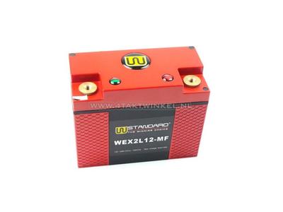 Batterie Lithium 12 Volt 12 Ampere L