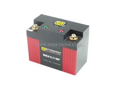Batterie Lithium 12 Volt 7 Ampere L