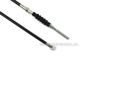 Bremszug 105 cm C50, CY50, Dax, SS50 + 10 cm, grau, original, Honda