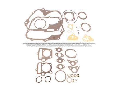 Dichtungssatz AB, komplett, 70ccm, 85 ccm, C50, SS50, Dax, A-Qualität