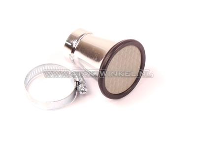 Tuning Luftfilter 35mm, Kelch mit gitter, Universal