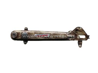 Schwinge C50, niedriges Modell, Rostoptik, Nachfertigung