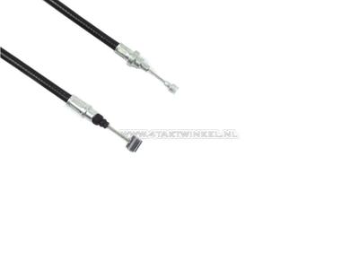 Kupplungszug, Benly, CD50s, 82 cm, schwarz, original Honda