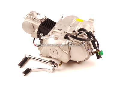 Motor, 70 ccm, halbautomatisch, YX, 4-Gang, mit Anlasser