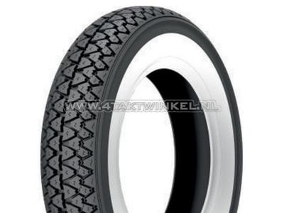 Reifen 10 Zoll, Kenda K333, 3.50, Weißwand