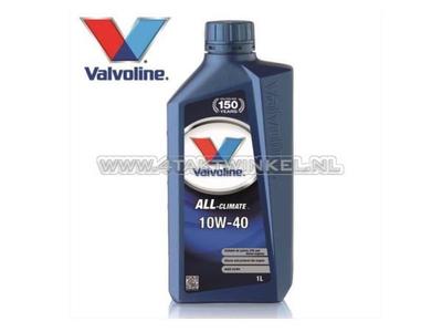 Öl Valvoline 10W-40 All Climate, Mineral, 1 Liter