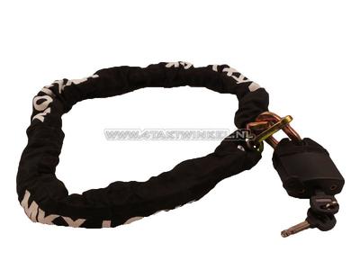 Kettenschloss, MKX, 120 cm, 10 mm
