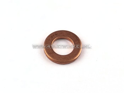 Ring 8mm, Kupfer