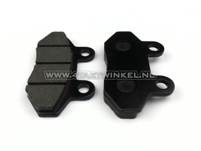 Bremsbeläge, geeignet für Kepspeed-Bremssattel
