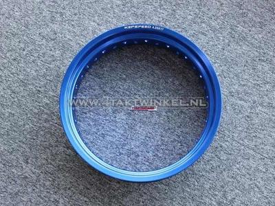Felge 17 Zoll 3.00J Aluminium, blau