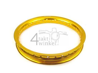 Felge 17 Zoll 1.85 Aluminium, Gold