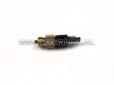 Bremslichtschalter für hydraulische Vorderradbremse, Gewinde M8 und M10
