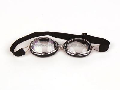 Helmbrille schwarz, MKX