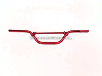 Lenker Aluminium breit, rot