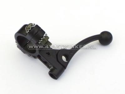 Hebel Dekompression, Universal Novio, Amigo, PC50, Aluminium, schwarz