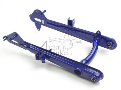 Schwinge C50, niedriges Modell, blau, Nachfertigung