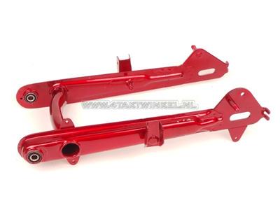 Schwinge C50, niedriges Modell, rot, Nachfertigung