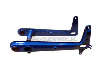Schwinge C50, hohes Modell, blau, Nachfertigung