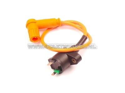 Zündspule Universal 12V CDI, orange