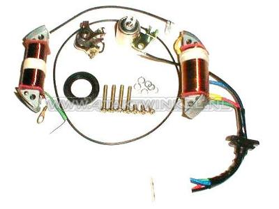 Reparatursatz, Hitachi-Zündung, 3 Litzen Stromversorgung