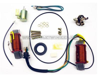 Reparatursatz, Hitachi-Zündung, 2 Litzen Stromversorgung