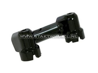 Lenkerklemme Dax / Monkey Aluminium Standard, schwarz