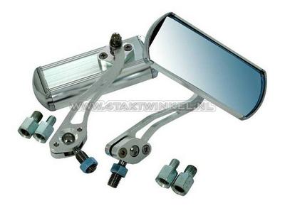Spiegel Set, Aluminium