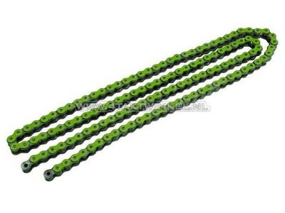 Kette 420 CYC, grün, 130 Glieder