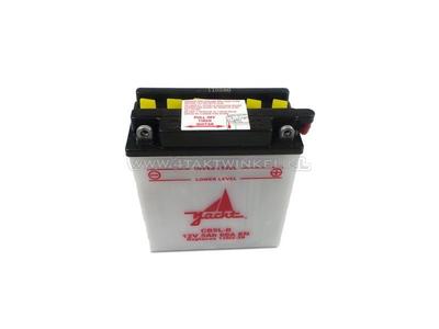 Batterie 12 Volt 5 Ampere, YB5L-B C90 mit Anlasser