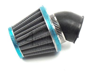 Tuning Luftfilter 38mm, 45 Grad