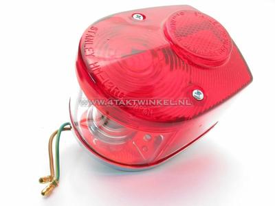 Rücklicht Dax, C50 NT rot, original