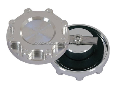 Tankdeckel Dax, CNC Aluminium