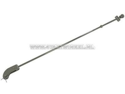 Bremsstange Dax Nachfertigung, + 12 cm