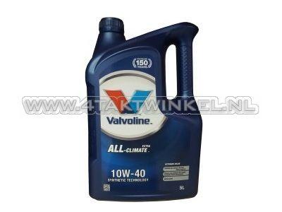 Öl Valvoline 10W-40 All Climate 5 Liter
