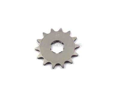 Ritzel, 415 Kette, 20 mm Welle, 14, Novio, Amigo, PC50