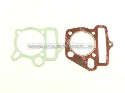 Dichtungssatz A, Kopf & Zylinder, Basissatz: Fuß & Kopf, 53mm 125 ccm