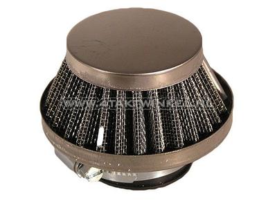 Tuning Luftfilter 38 mm, L55, D74