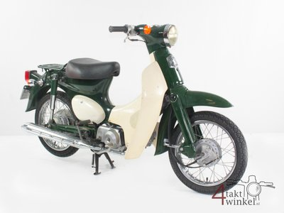 Honda Little cub, Japanese, Green, 7732km, with papers