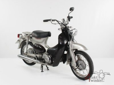 Honda Little cub, custom, 12681km, with papers