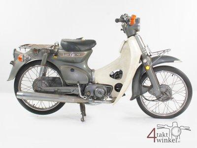 RESERVIERT Honda C70 K1 Japanese, gray, 10406 km