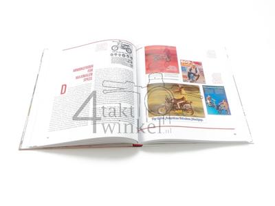 Buch, Little Honda, Die Legendären Kleinmotorräder, auf Deutsch.