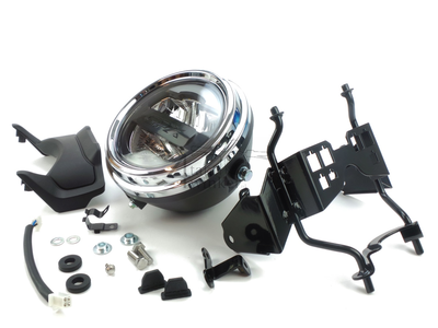 Scheinwerfer komplett, LED-Umbausatz, MASH Dirt 650